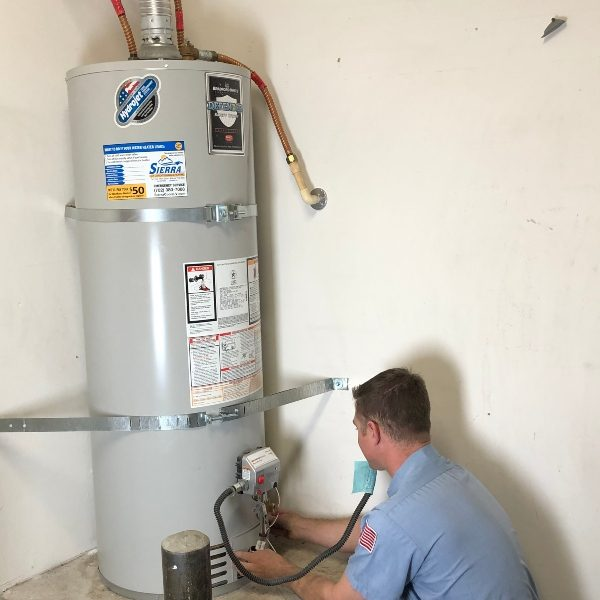 Brand New Water Heater Installation Johnson City TN