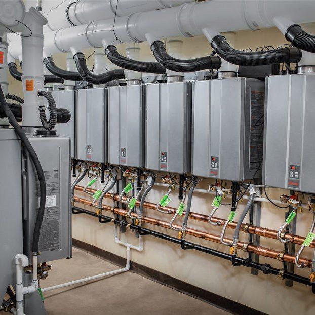 Commercial Water Heater Installation Johnson City TN