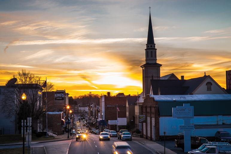 Johnson City TN Street
