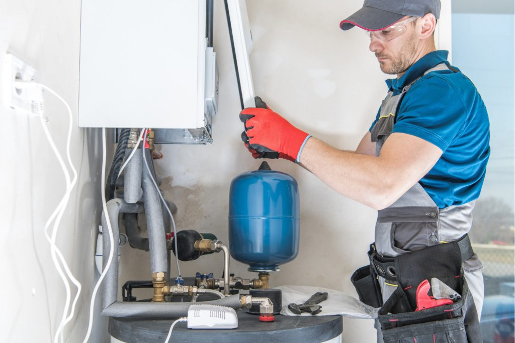 Replacing a Tankless Water Heater in Johnson City TN