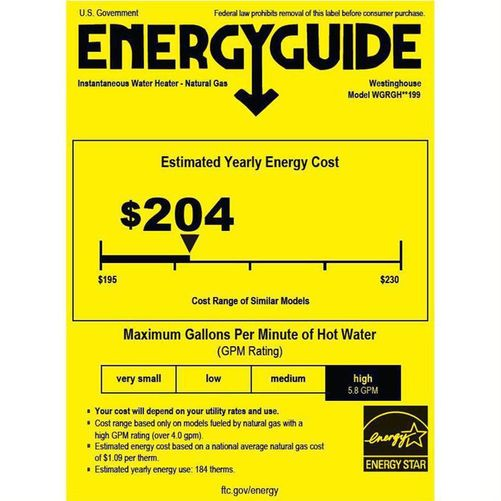 Water Heater Energy Savings in Johnson City